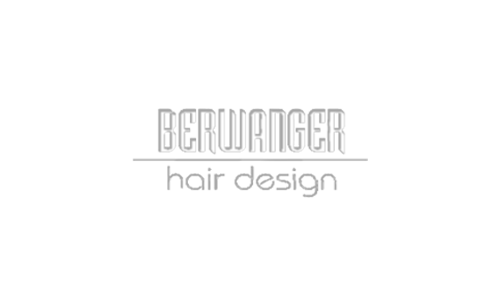 Logo Berwanger Hair Design