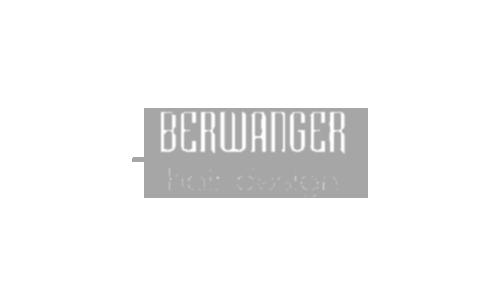 Logo Berwanger Hair Design