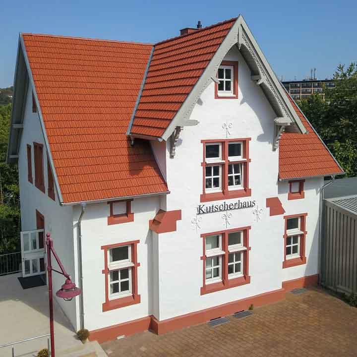 Fassade Kutscherhaus