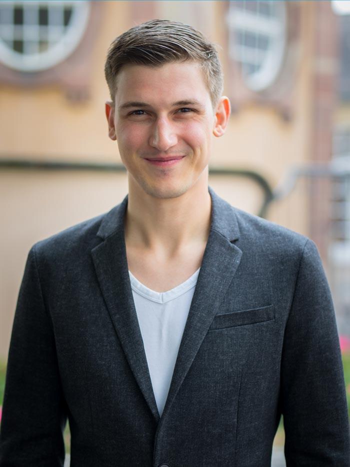 Moritz Portrait